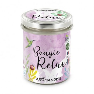BOUGIE AMBIANCE RELAX 150